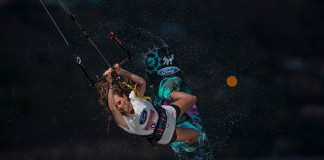 Kitesurf kiteboarding kitesurfing kiteboard women kitesurfer sport photo of the day image images photography Karolina-Winkowska-by-Stance