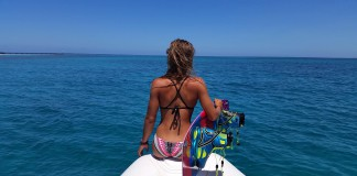 Pauline-VALESA Kitesurf kiteboarding kitesurfing kiteboard women kitesurfer sport photo of the day image images photography
