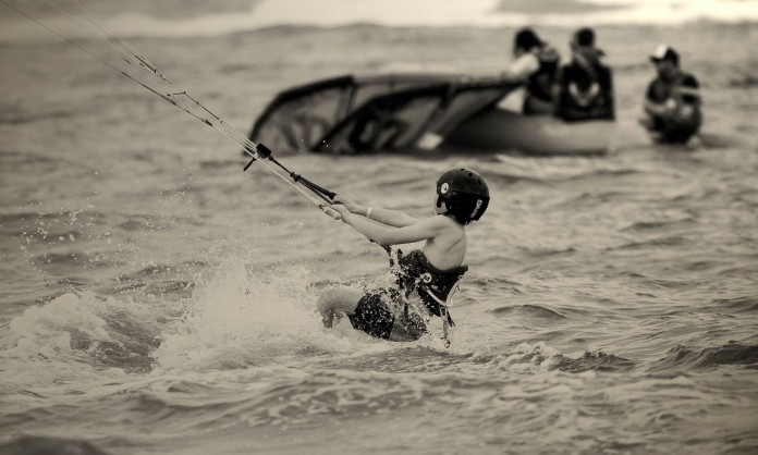 Kitesurf kiteboarding kitesurfing kiteboard women kitesurfer sport photo of the day image images photography Star-Kiteboarding