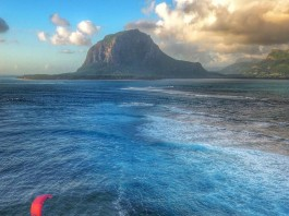 Traveling with Isa - and kitesurfing montagne mountain