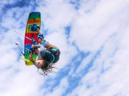 isabelle-fabre Kitesurf kiteboarding kitesurfing kiteboard women kitesurfer sport photo of the day image images photography kite surf