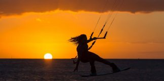 Kitesurf kiteboarding kitesurfing kiteboard women kitesurfer sport photo of the day image images photography kite surf maureen-castelle-by-sig-pics-elle